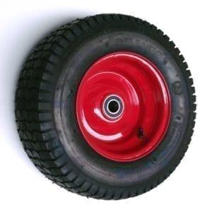 Luchtband wiel