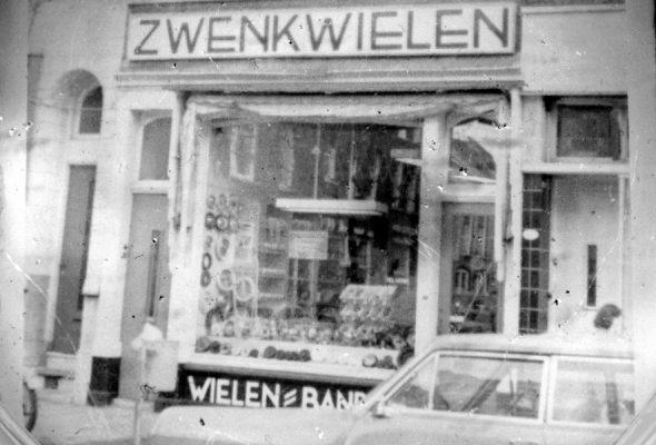 Het Wielen- en Bandenhuis, Benthuizerstaat